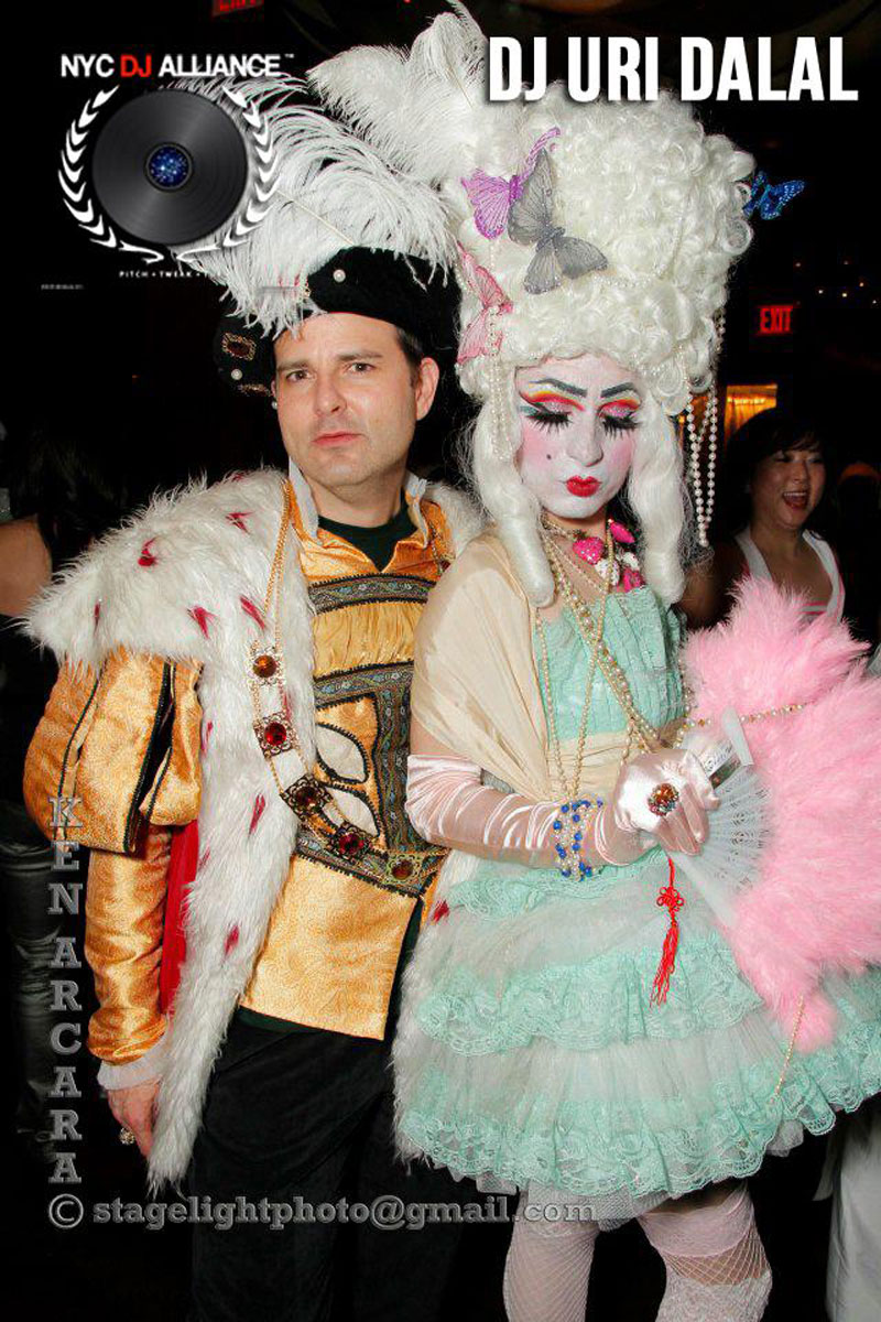 BOUTIQUE MODELS FASHIONISTA HALLOWEEN BALL | WAREHOUSE MAGAZINE